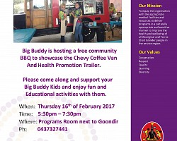 Big Buddy Community BBQ 2017