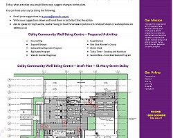 Dalby Community Wellbeing Centre